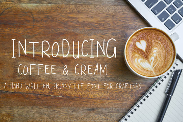Print on Demand: Coffee & Cream Script & Handwritten Font By Scout and Rose Design Co