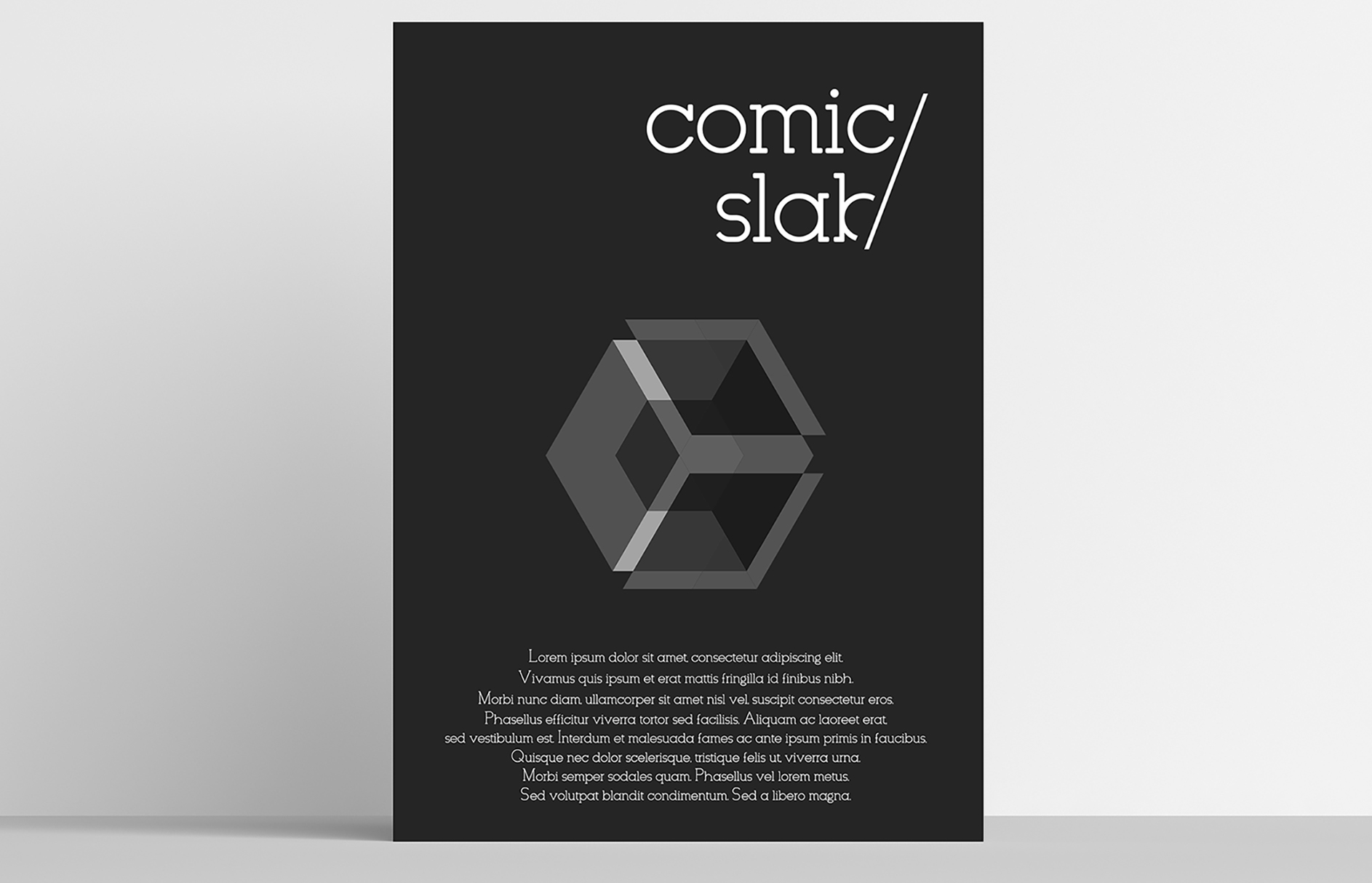 Comic Slab Font By Monogram Image 9