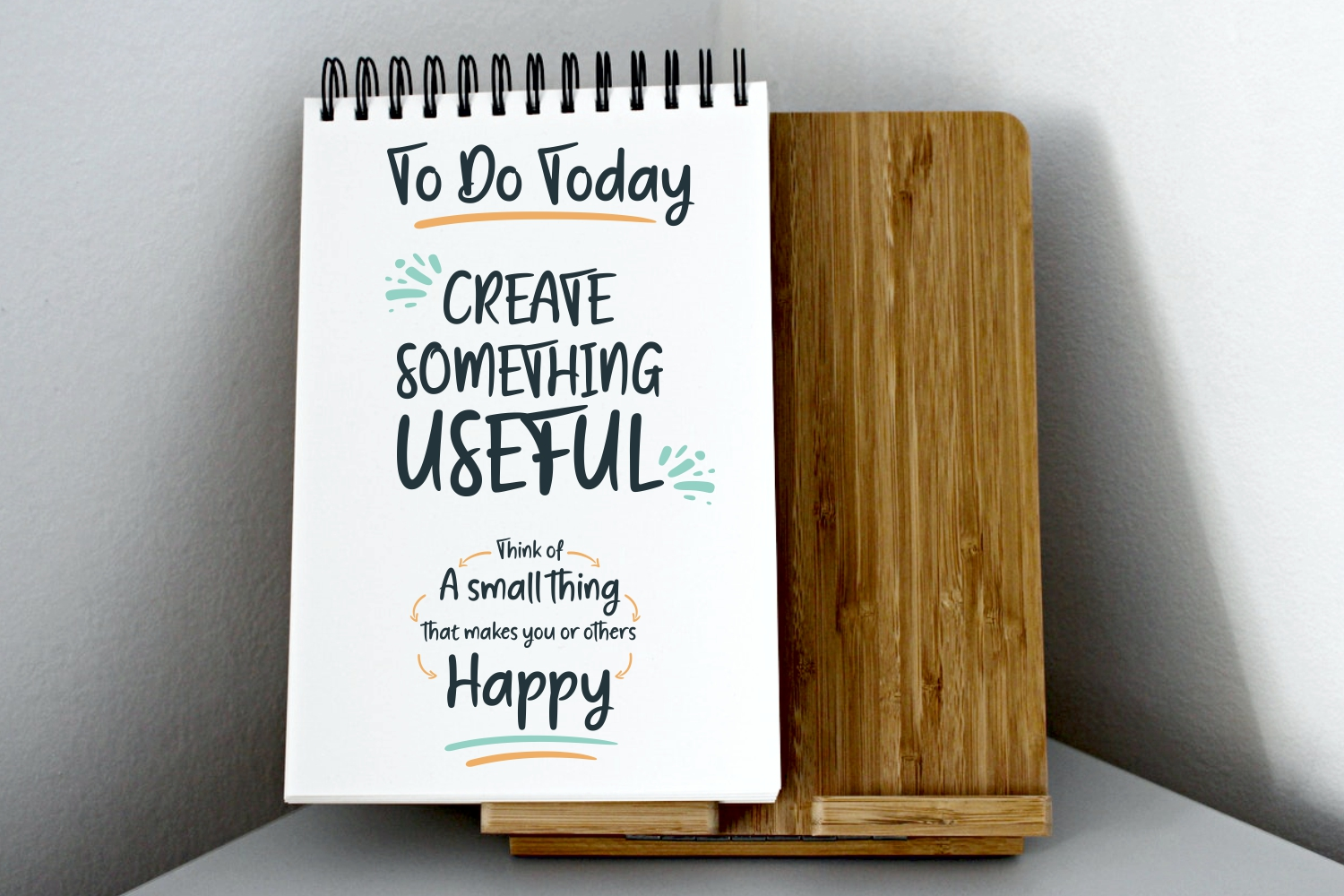 Print on Demand: Create Something Today Script & Handwritten Font By Situjuh - Image 3