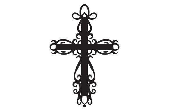 Download Free Cross Svg Cut File By Creative Fabrica Crafts Creative Fabrica for Cricut Explore, Silhouette and other cutting machines.