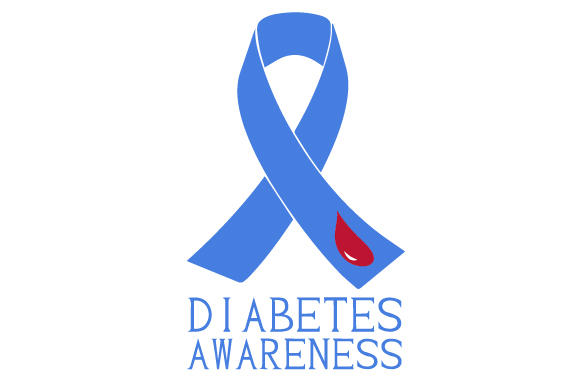 Download Free Diabetes Awareness Svg Cut File By Creative Fabrica Crafts for Cricut Explore, Silhouette and other cutting machines.