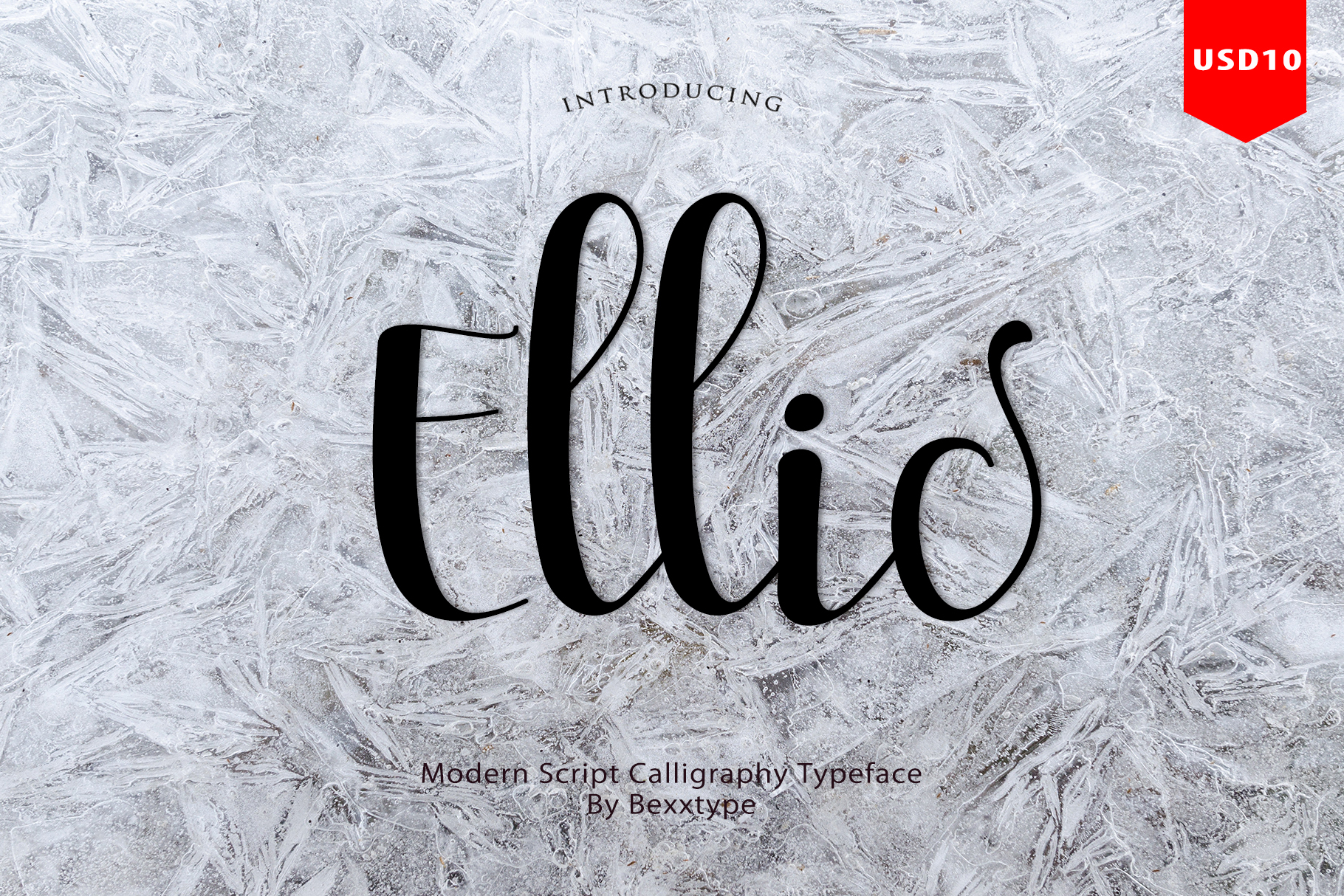 Print on Demand: Ellic Script & Handwritten Font By Bexx Type
