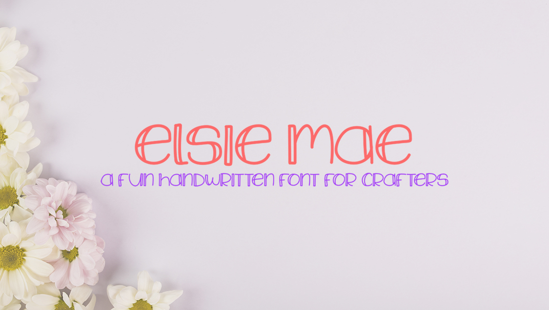 Print on Demand: Elsie Mae Script & Handwritten Font By Scout and Rose Design Co