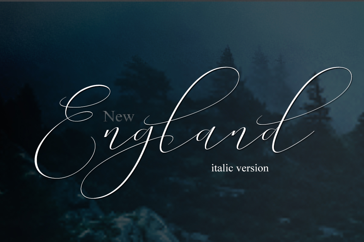 England Font By Mrletters Image 13