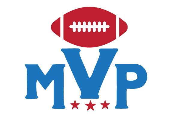 Download Free Football Mvp Svg Cut File By Creative Fabrica Crafts Creative for Cricut Explore, Silhouette and other cutting machines.