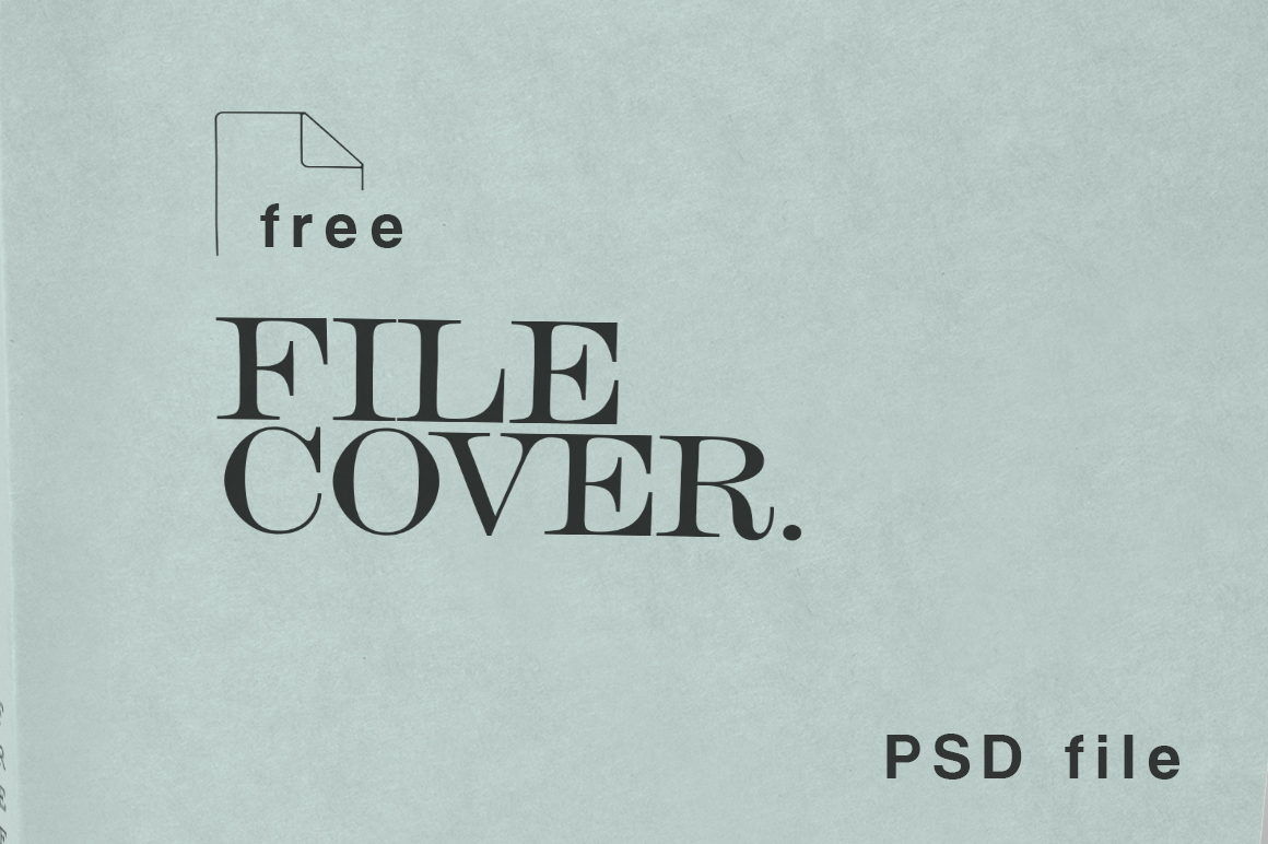 Free Folder Mockup Graphic Product Mockups By Creative Fabrica Freebies