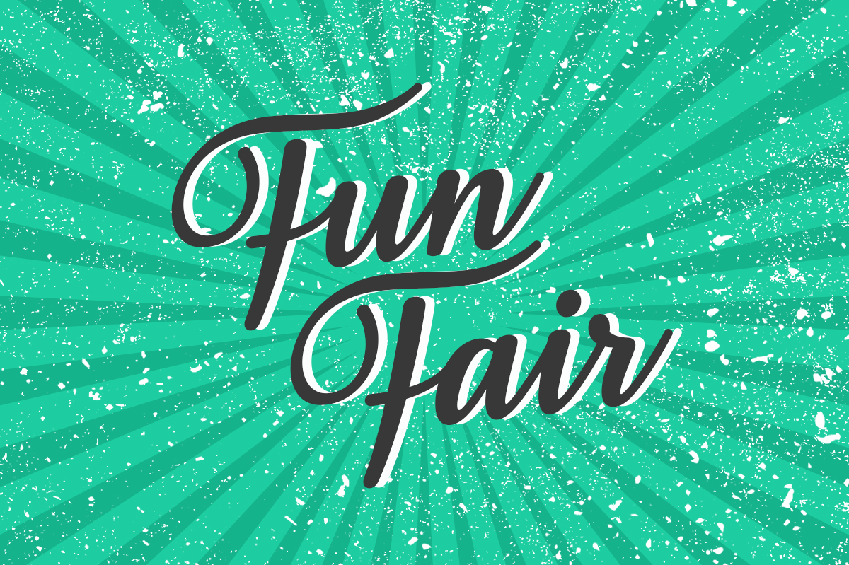 Print on Demand: Fun Fair Script & Handwritten Font By Silhouette America, Inc. - Image 1