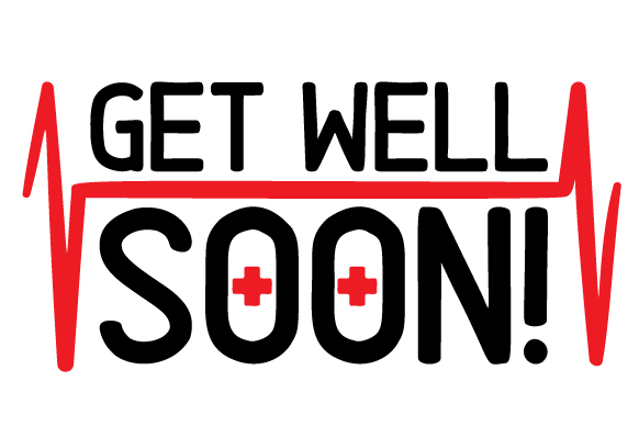 Get Well Soon! Medical Craft Cut File By Creative Fabrica Crafts