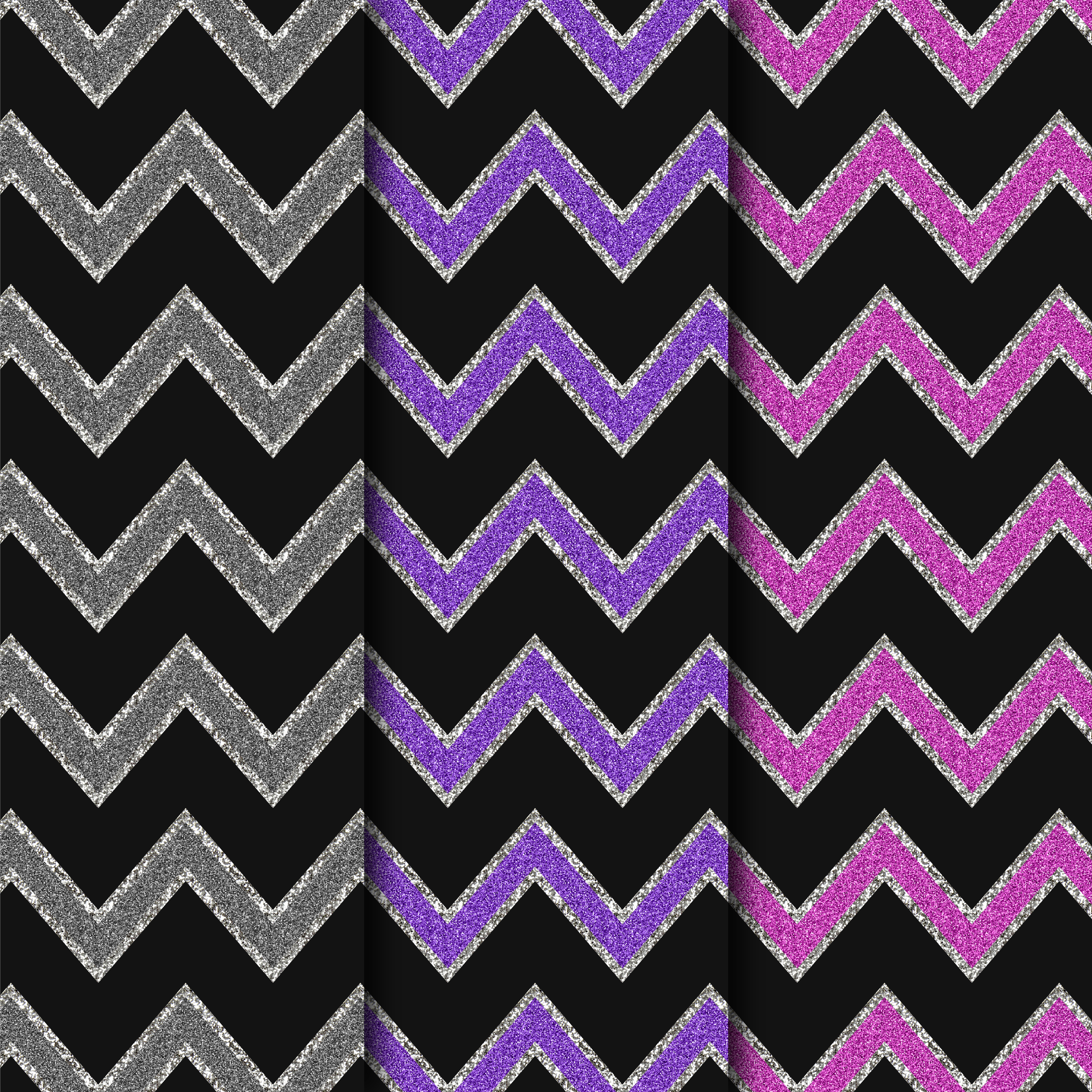 Download Free Glitter Chevron Pattern Digital Paper Collection Grafico Por for Cricut Explore, Silhouette and other cutting machines.