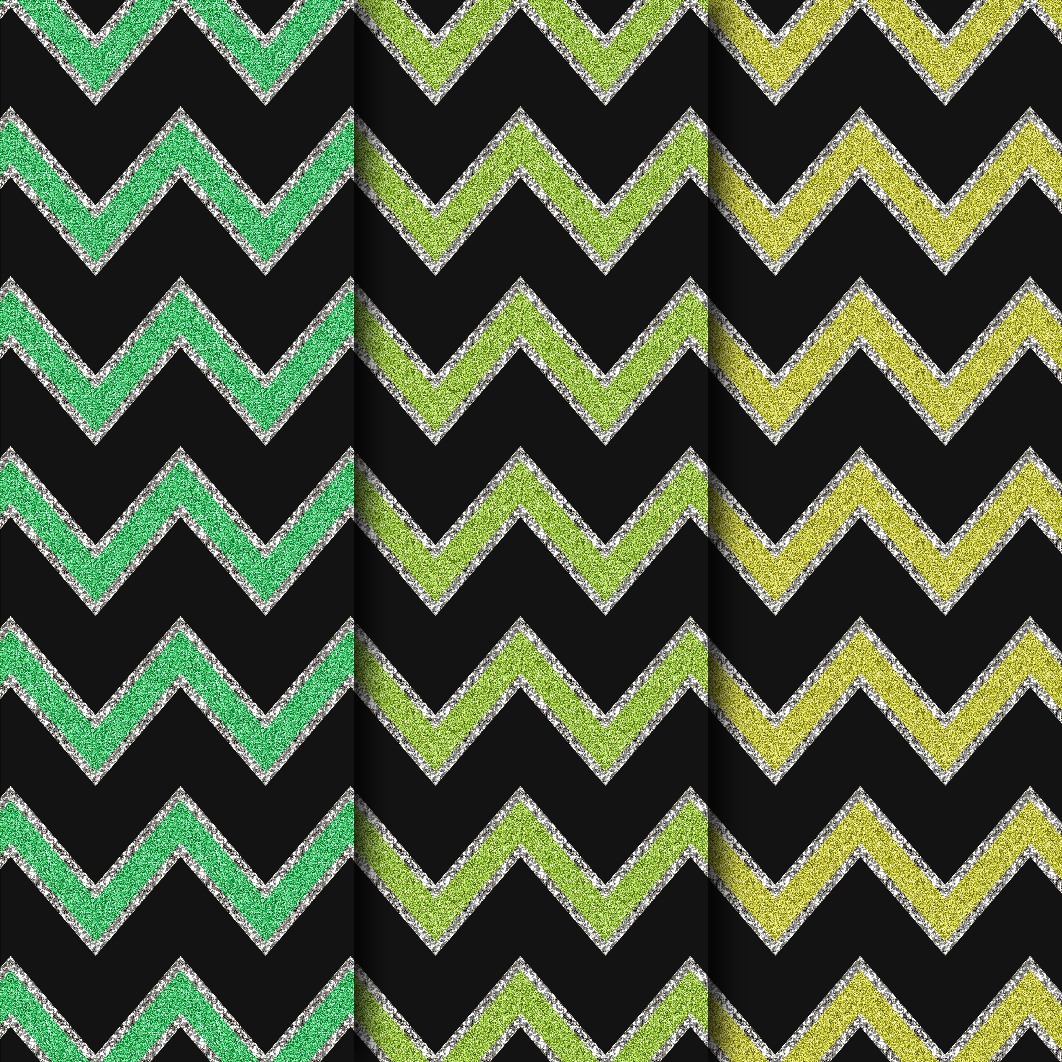 Download Free Glitter Chevron Pattern Digital Paper Collection Graphic By for Cricut Explore, Silhouette and other cutting machines.