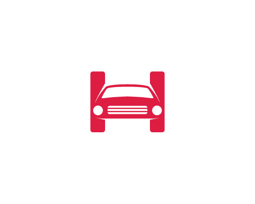 Print on Demand: H Car Logo Graphic Logos By Greenlines Studios