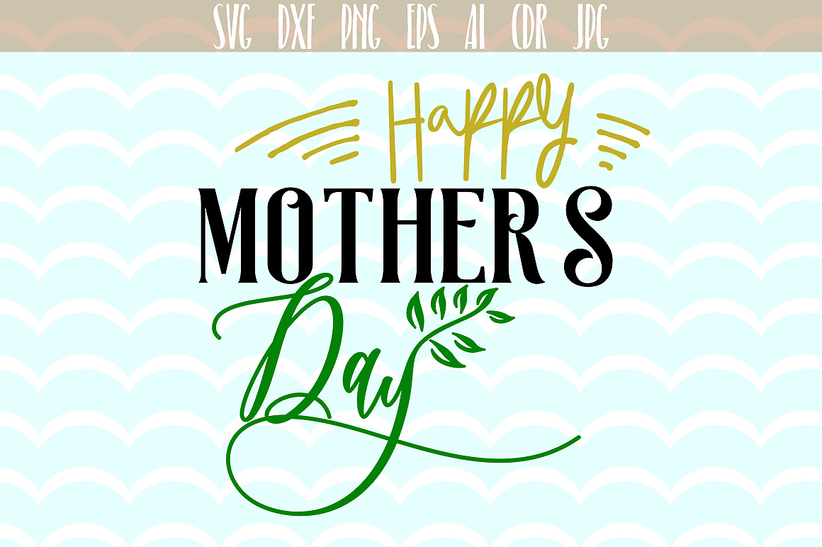 Happy Mother S Day Fun Phrases Svg Graphic By Vector City