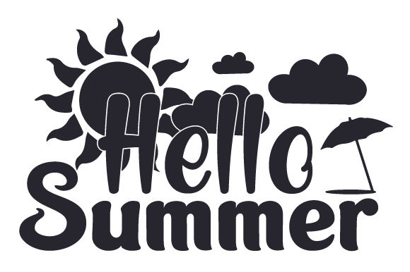 Download Free Hello Summer Svg Plotterdatei Von Creative Fabrica Crafts SVG Cut Files