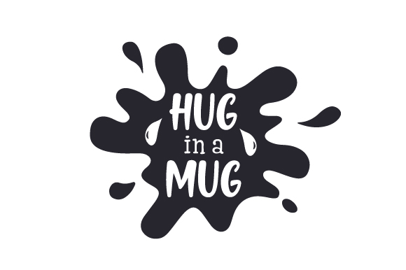Download Free Hug In A Mug Svg Cut File By Creative Fabrica Crafts Creative Fabrica for Cricut Explore, Silhouette and other cutting machines.