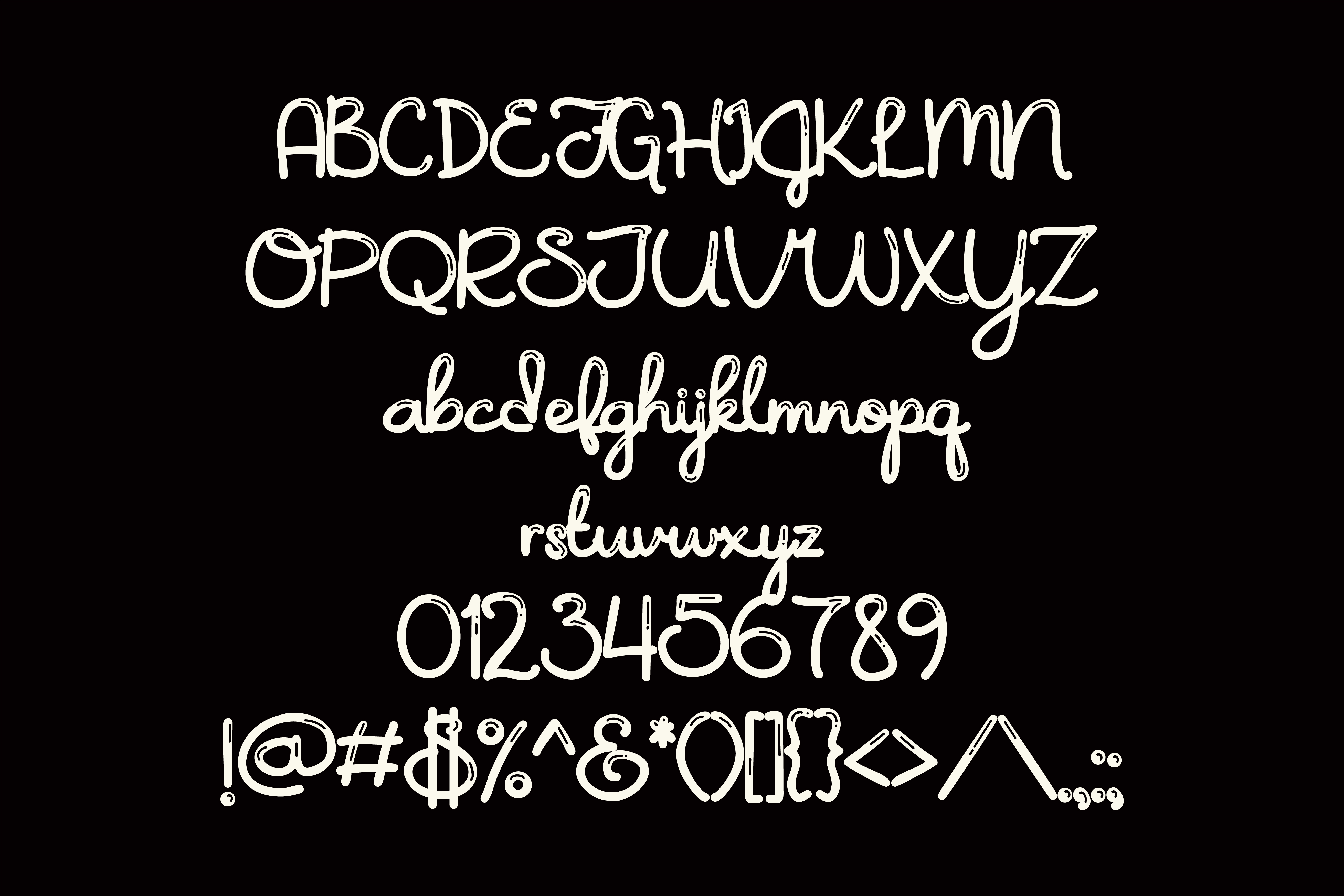 Imaginary Cherry Juice Font By Illustration Ink Creative Fabrica