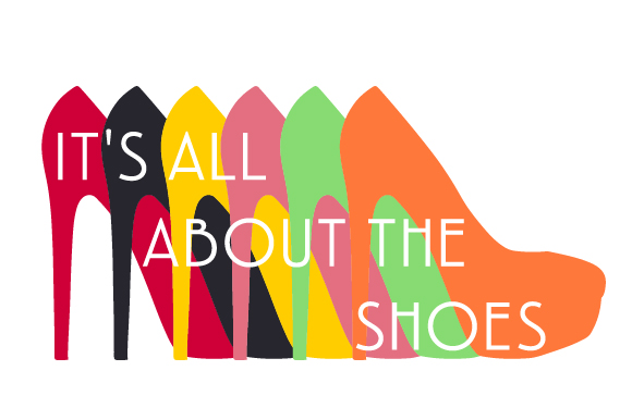 It's All About the Shoes Beauty & Fashion Craft Cut File von Creative Fabrica Crafts