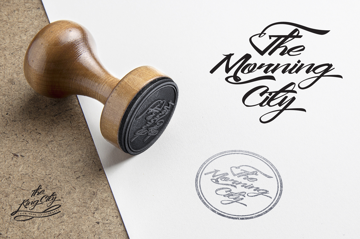 Print on Demand: King City Script & Handwritten Font By feydesign - Image 4