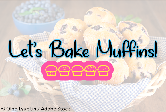 Print on Demand: Let's Bake Muffins Script & Handwritten Font By Misti