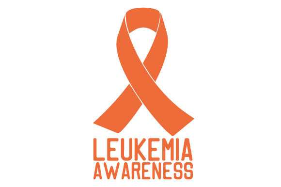 Download Free Leukemia Awareness Svg Cut File By Creative Fabrica Crafts SVG Cut Files