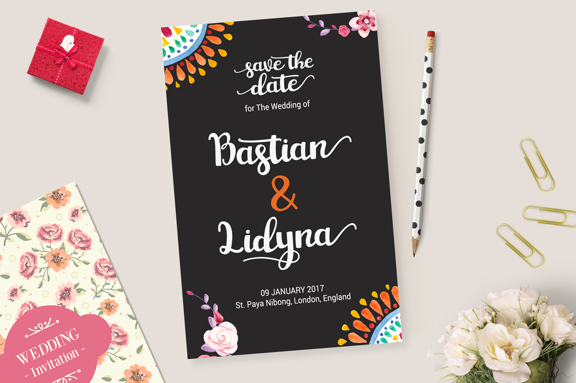 Print on Demand: Lidyna Script & Handwritten Font By VanRoem - Image 3
