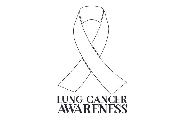 Download Free Lung Cancer Awareness Svg Cut File By Creative Fabrica Crafts SVG Cut Files