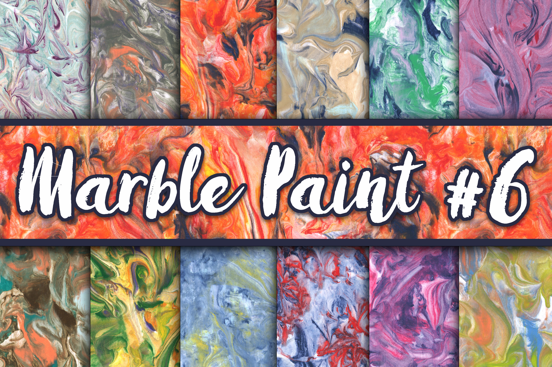 Marble Paint Textures Graphic Textures By oldmarketdesigns