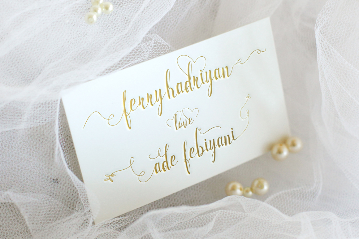 Print on Demand: Milkytwins Script & Handwritten Font By feydesign - Image 2