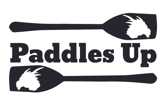 Download Free Paddles Up Svg Cut File By Creative Fabrica Crafts Creative for Cricut Explore, Silhouette and other cutting machines.
