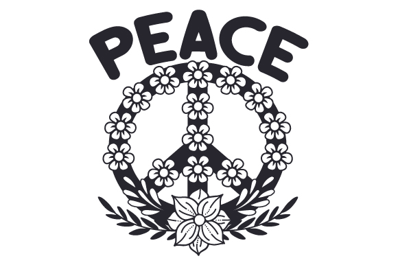 Download Free Peace Svg Cut File By Creative Fabrica Crafts Creative Fabrica for Cricut Explore, Silhouette and other cutting machines.