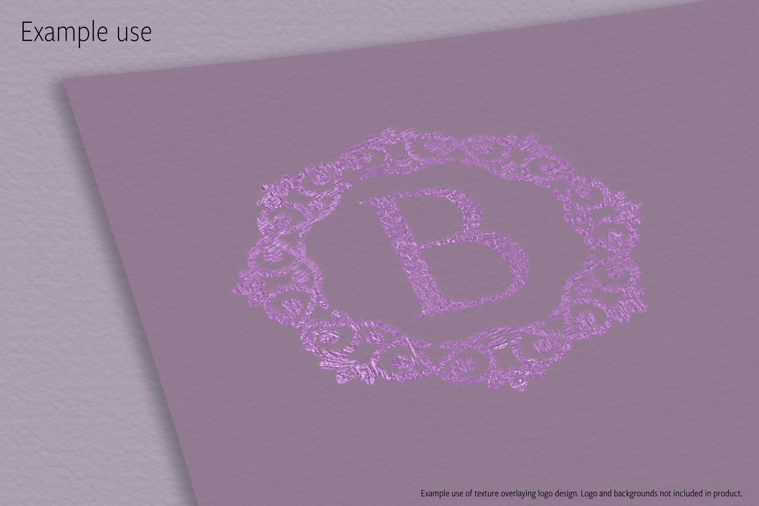 Print on Demand: Pink and Purple Metallics Graphic Textures By JulieCampbellDesigns - Image 10