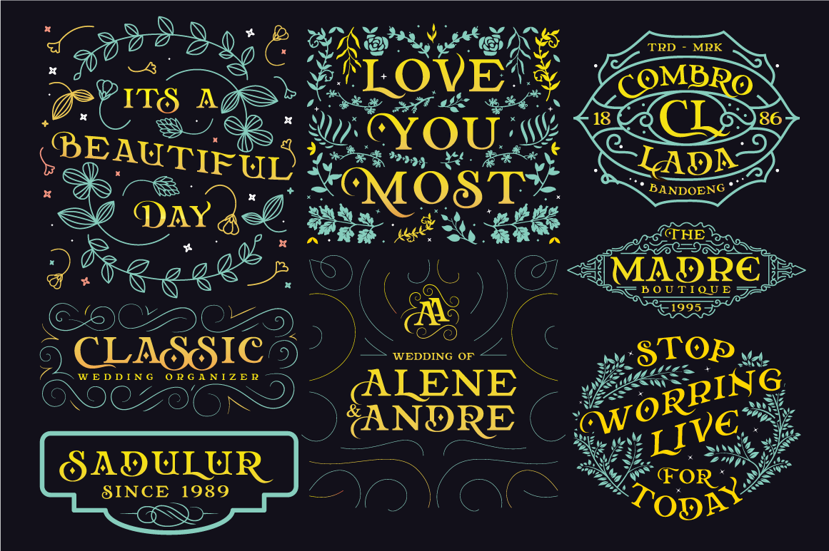 Relove Font By storictype Image 10