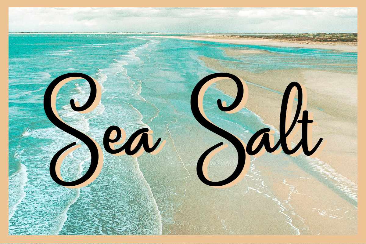 Print on Demand: Sea Salt Script & Handwritten Font By Silhouette America, Inc.