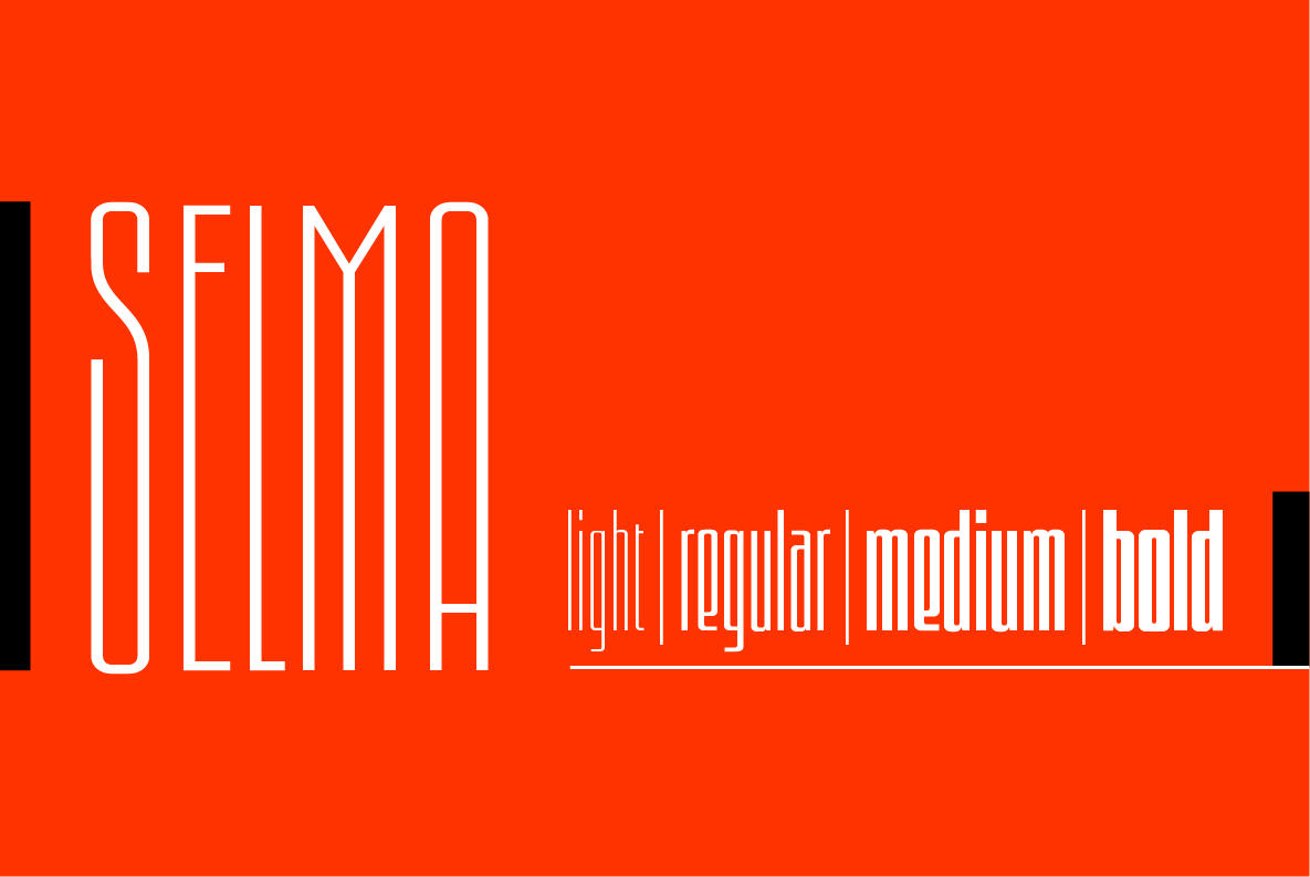 Print on Demand: Selma Sans Serif Font By Cort9