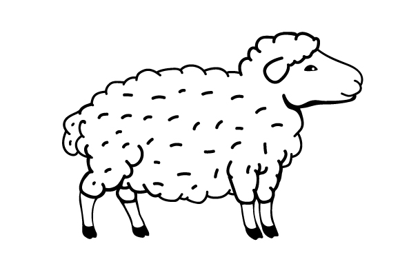 Download Free Sheep Svg Cut File By Creative Fabrica Crafts Creative Fabrica for Cricut Explore, Silhouette and other cutting machines.
