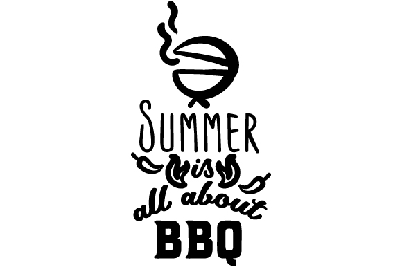 Download Free Summer Is All About Bbq Svg Cut File By Creative Fabrica Crafts for Cricut Explore, Silhouette and other cutting machines.