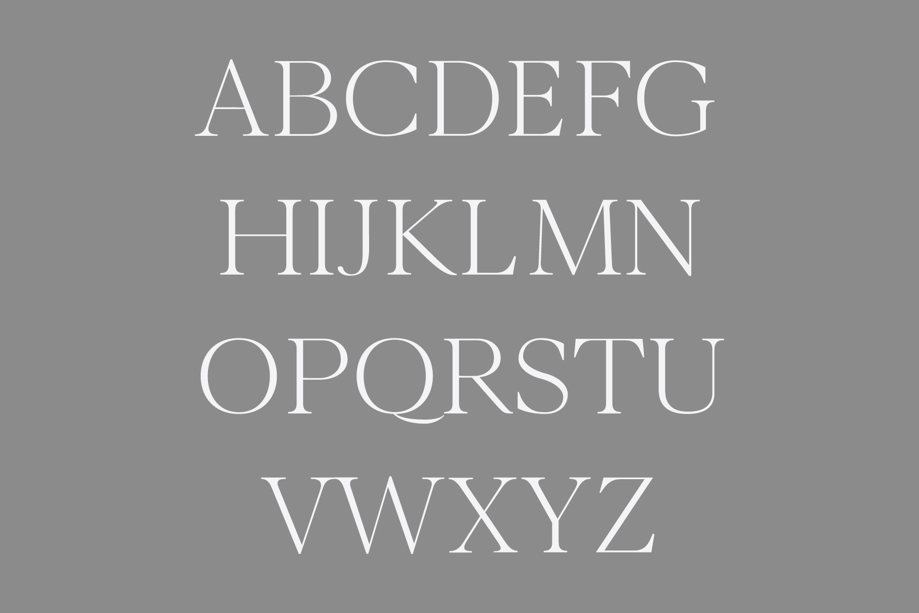 Print on Demand: Wensley Serif Font By Creative Tacos - Image 2