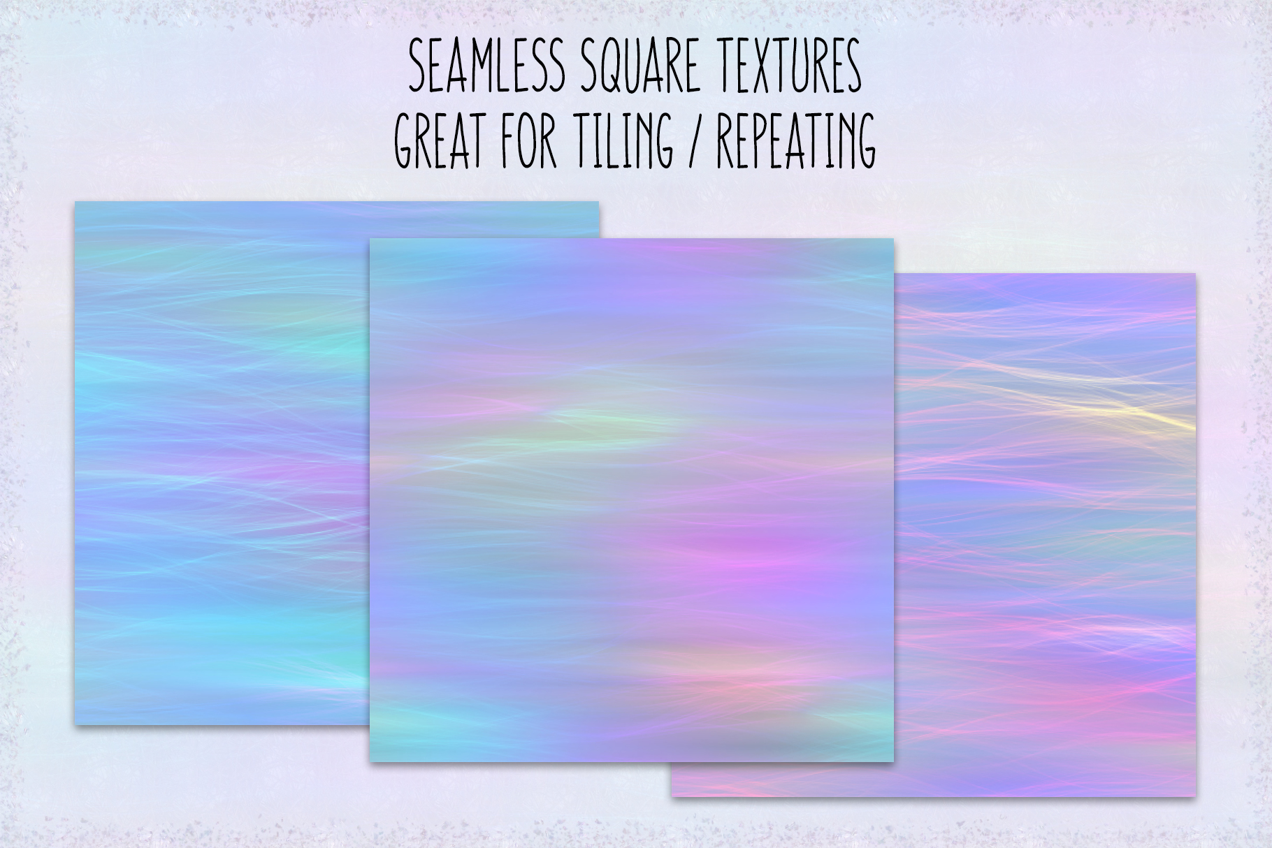 Print on Demand: Wispy Rainbow Textures Graphic Textures By JulieCampbellDesigns - Image 4