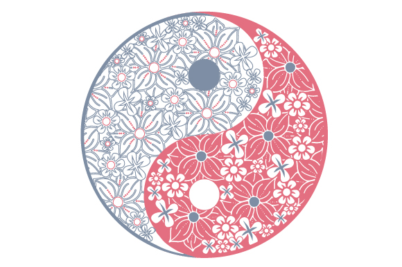 Download Free Yinyang Svg Cut File By Creative Fabrica Crafts Creative Fabrica for Cricut Explore, Silhouette and other cutting machines.