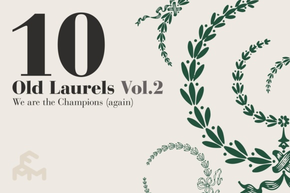 Print on Demand: 10 Old Laurels - Vol.2 Graphic Illustrations By pfmartini