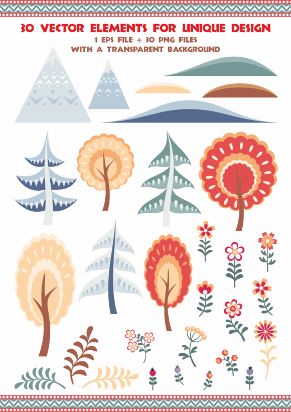 Print on Demand: Northern Woodland - Animals and Plants in Ethnic Style Graphic Illustrations By Olga Belova - Image 3