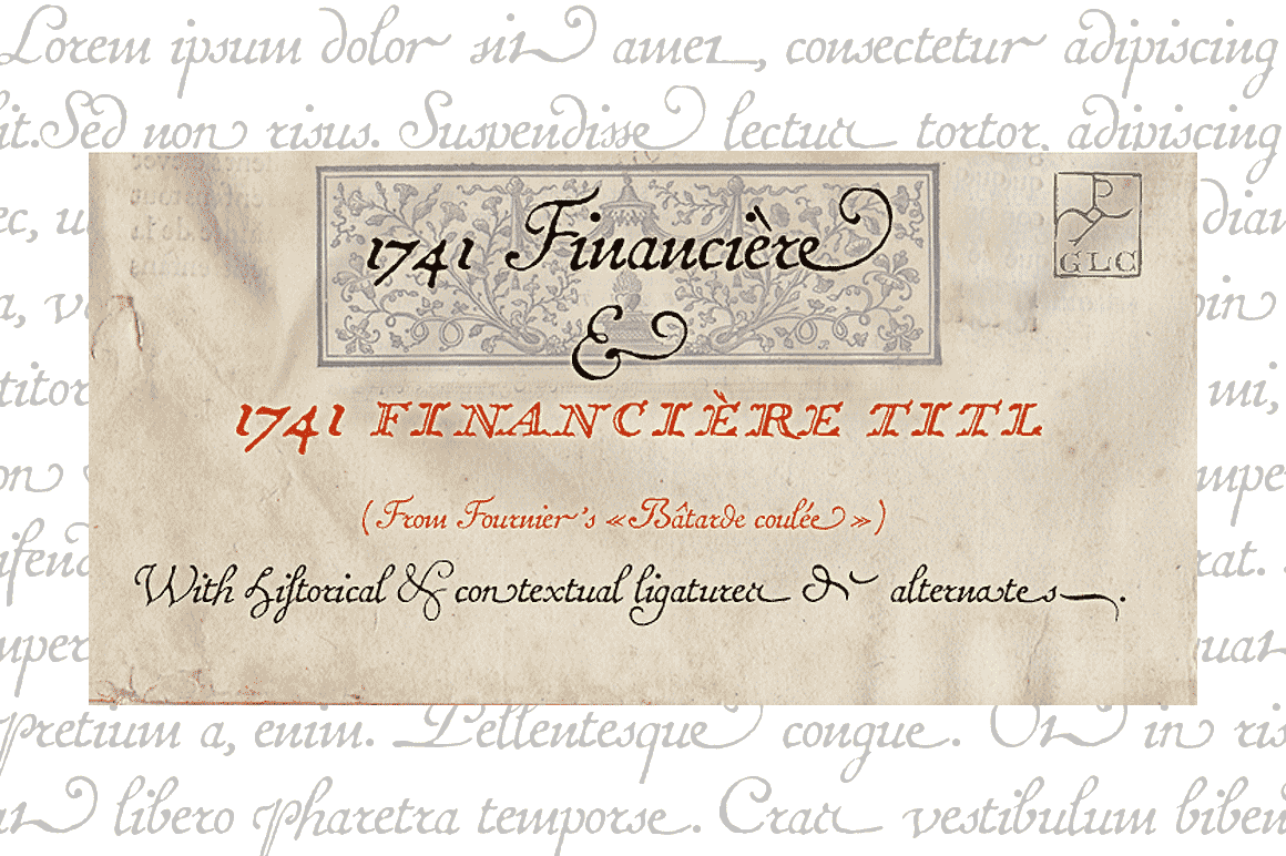 1741 Financiere Font By GLC Foundry