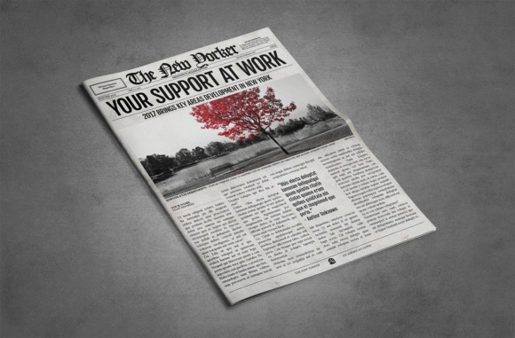 2x1 Page Newspaper Template Indesign Graphic By Ted Creative Fabrica