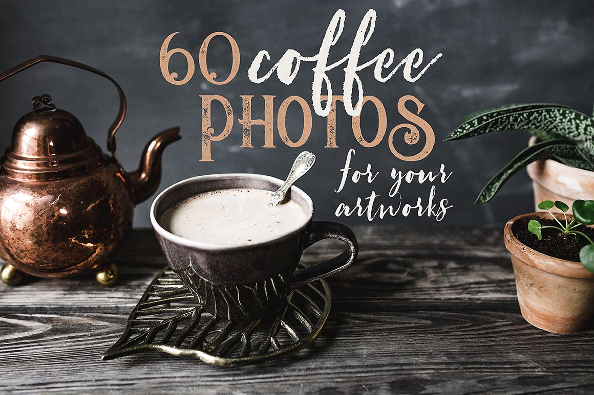 Print on Demand: Coffee Photos Graphic Photos By tvartworks