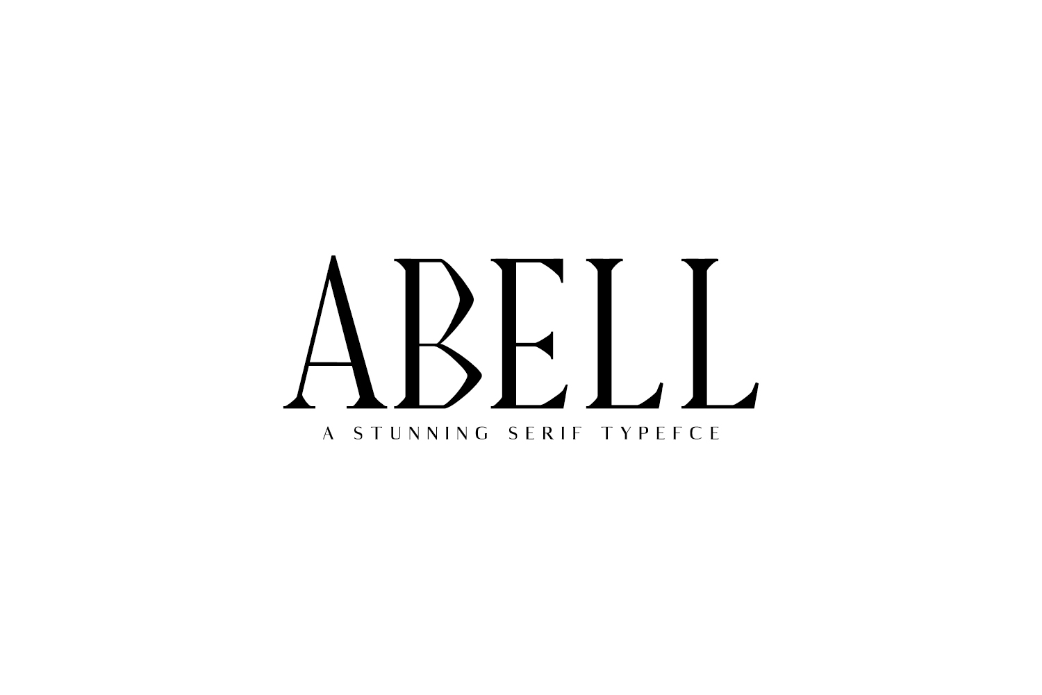 Abell Font By Creative Tacos
