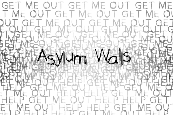 Asylum Walls Font By Marlee Pagels