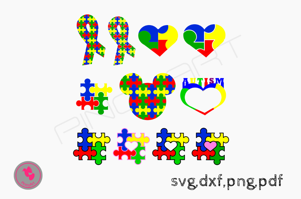 Autism  Graphic Crafts By Pinoyartkreatib
