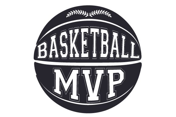 Download Free Basketball Mvp Svg Cut File By Creative Fabrica Crafts for Cricut Explore, Silhouette and other cutting machines.