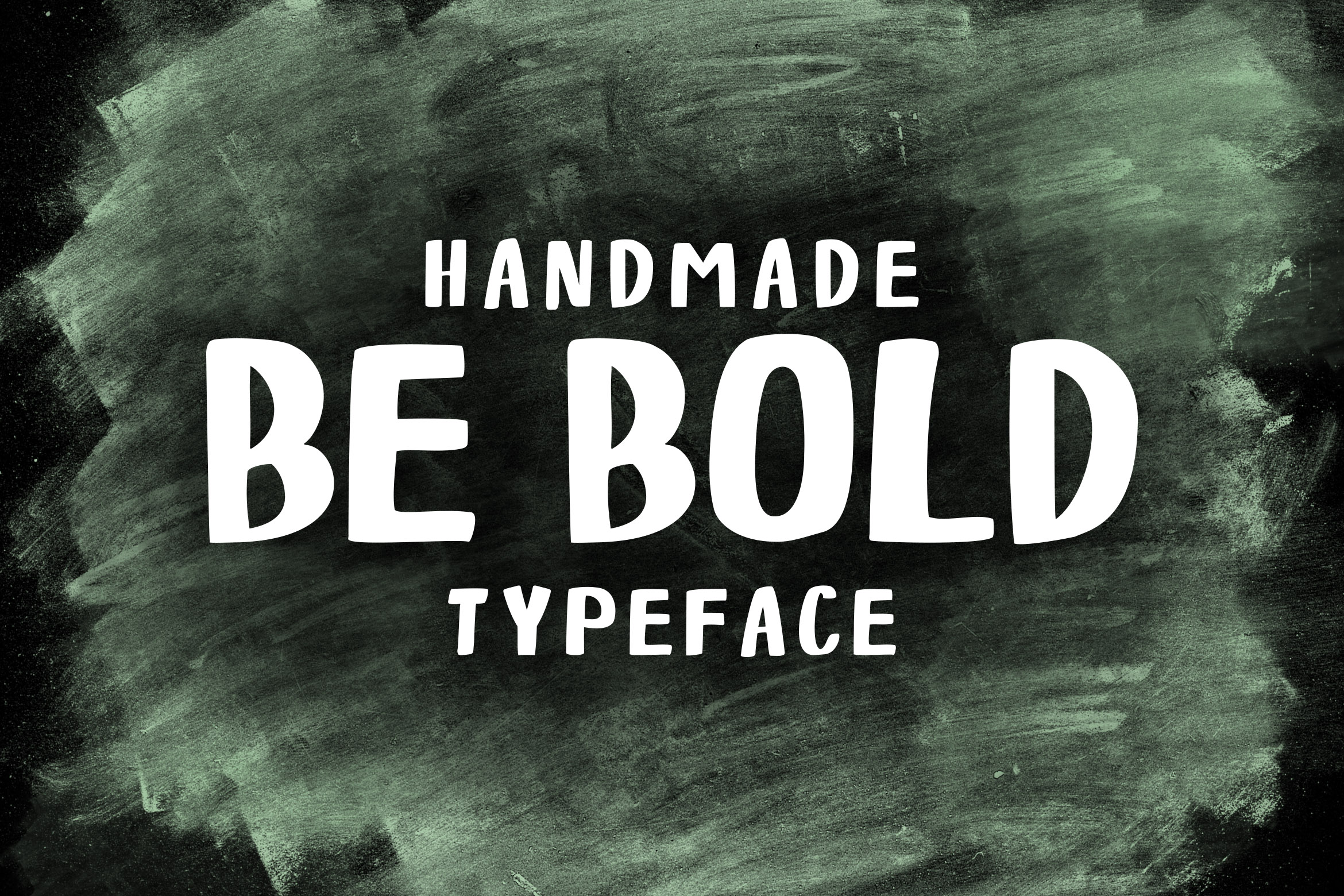 Print on Demand: Be Bold Sans Serif Font By storictype
