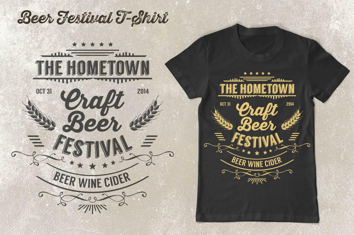 Beer Festival T-Shirt Vol. 2 Graphic By Tiar Prayoga Image 3