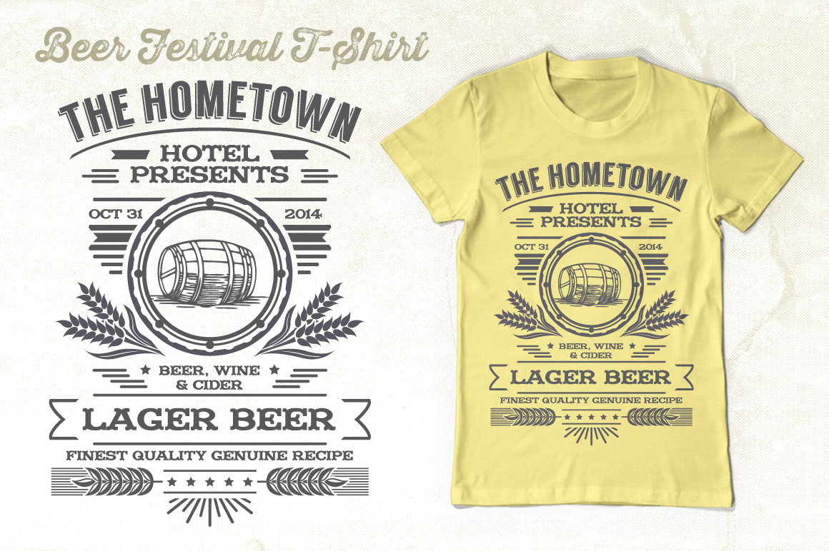 Beer Festival T-Shirt Graphic By Tiar Prayoga Image 2